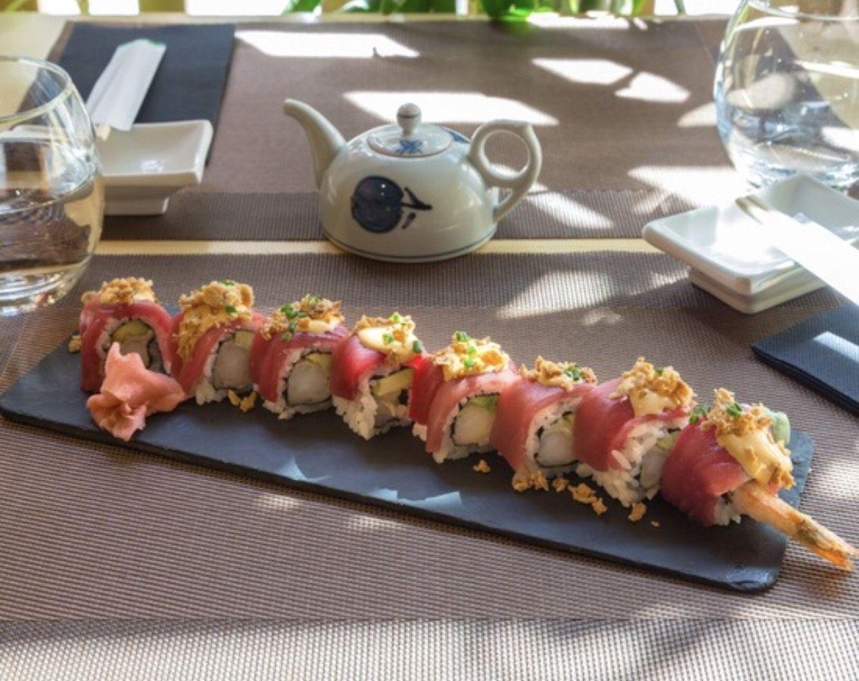 Restaurantes de sushi en Poblenou Barcelona