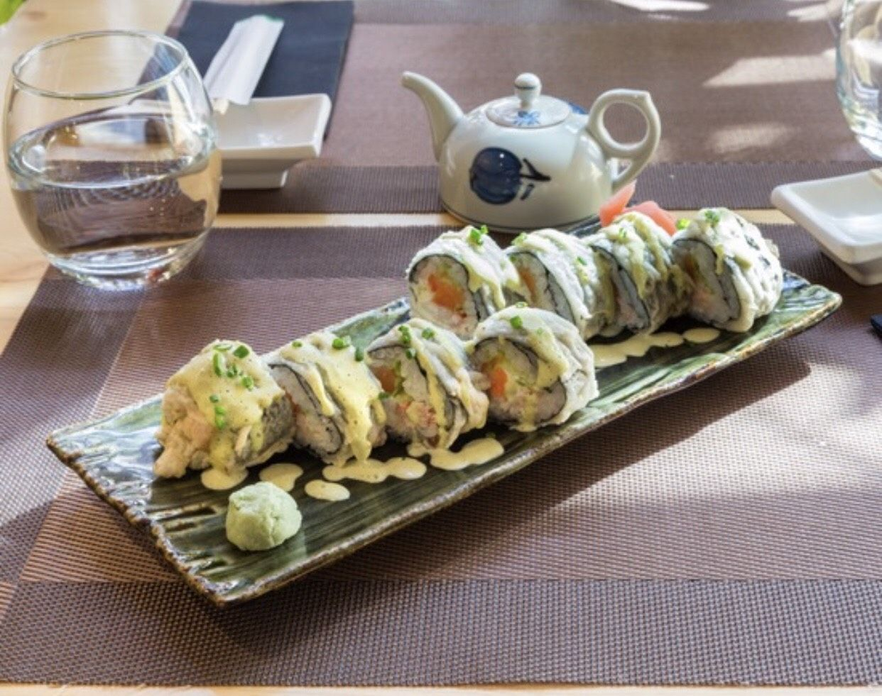 Sushi para llevar en Poblenou Barcelona