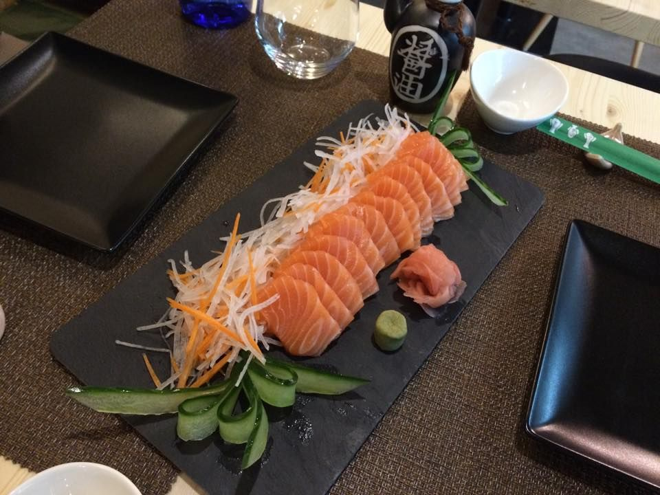 Aburi Nigri-Sushi: Especialidades de Restaurante Isami