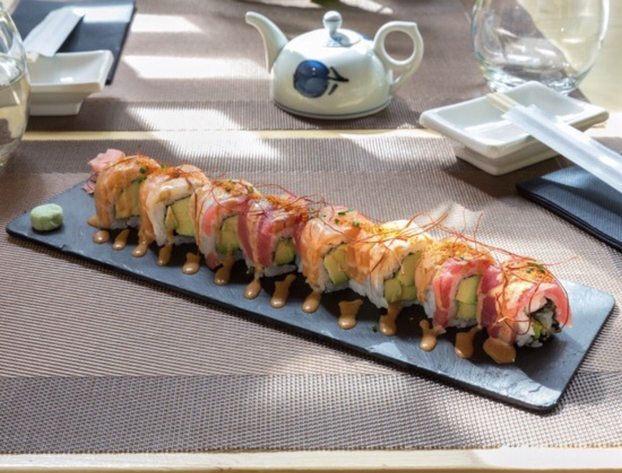 Kushiyaki: Especialidades de Restaurante Isami