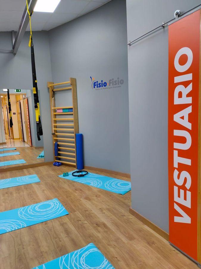 Centro de fisioterapia en Gijón
