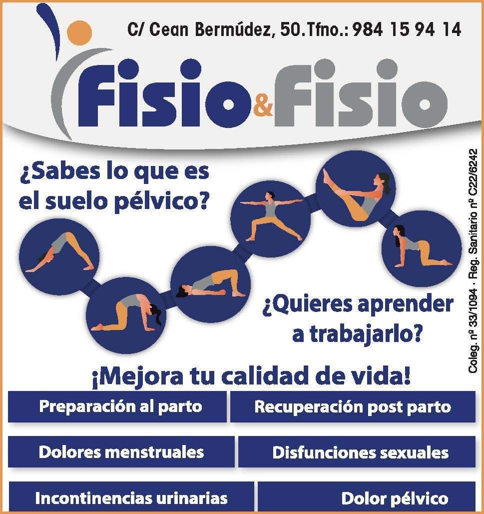 FISIOTERAPIA SUELO PELVICO: Servicios de Fisio&Fisio