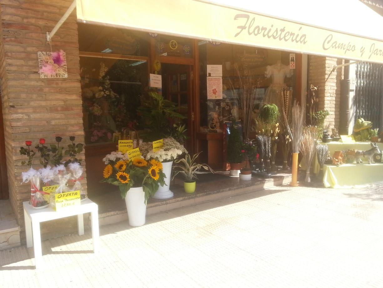 Foto 35 de Floristerías en  | Floristería Campo y Jardín