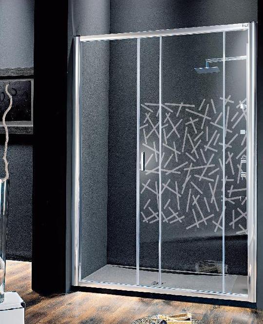 Mampara de ducha modelo Gredos