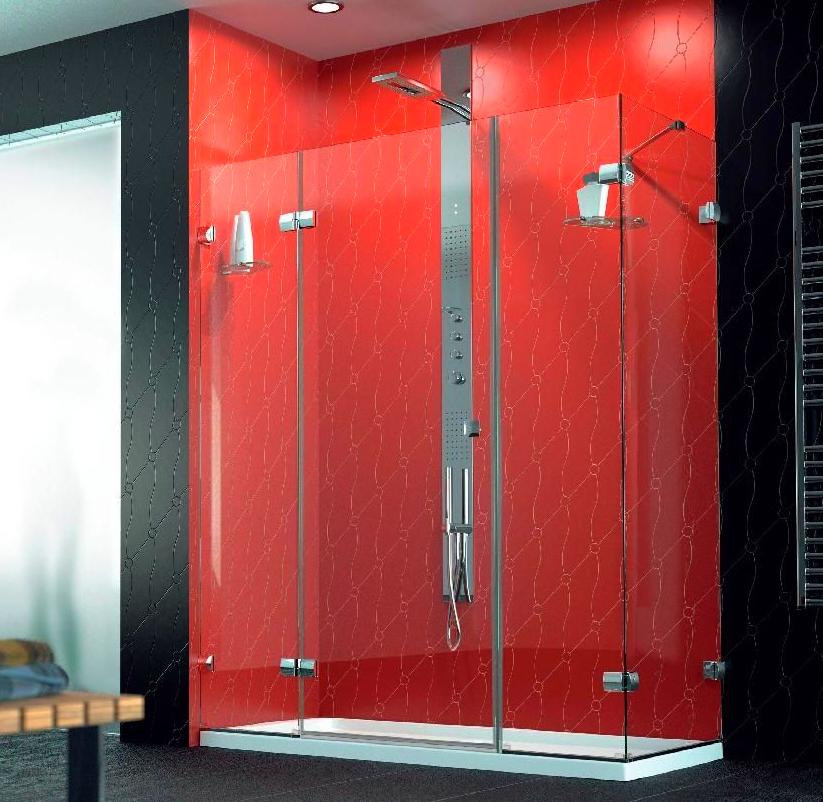 Mampara de ducha modelo Zaide