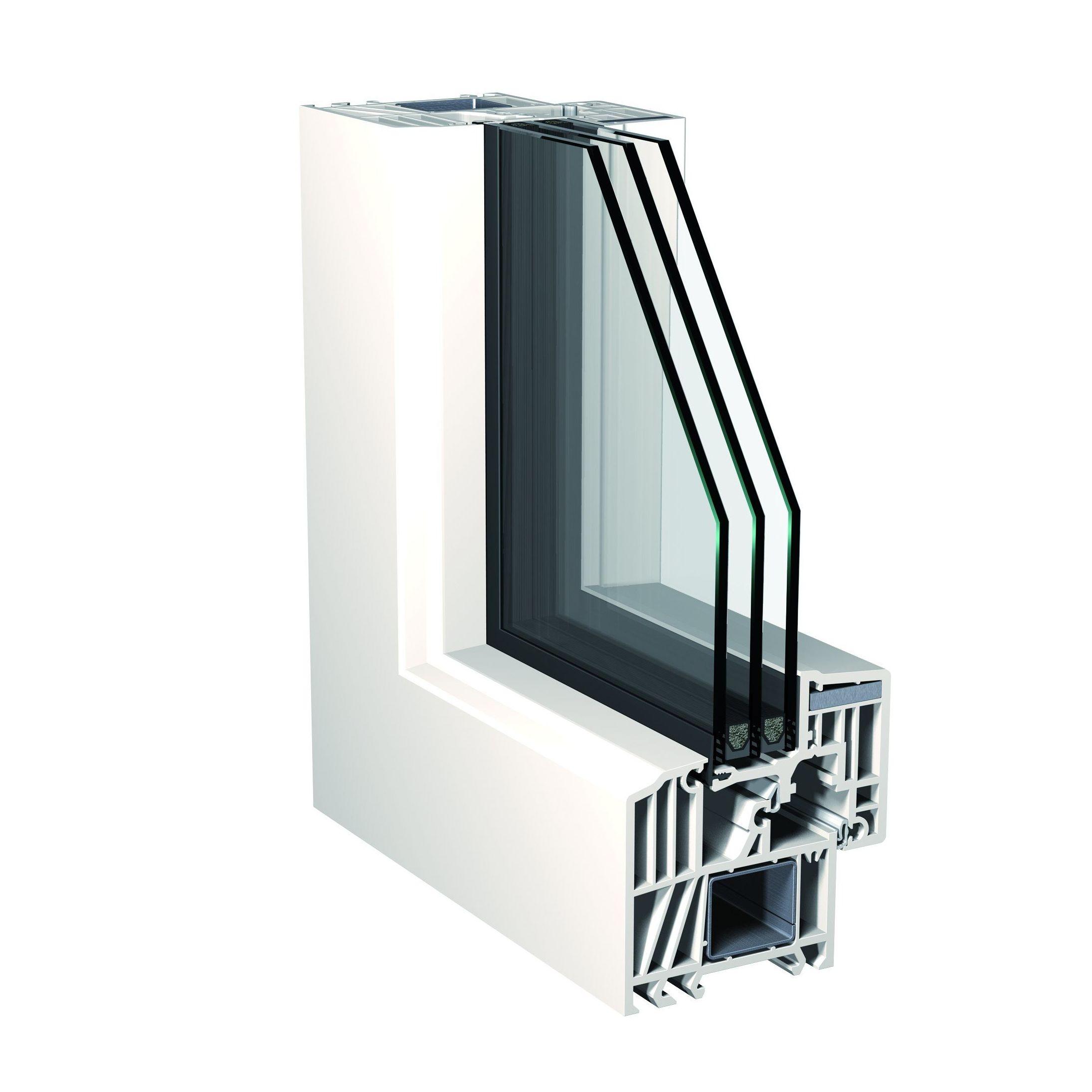 Ventanas de aluminio: Productos de Carpintería de PVC y Aluminio Ercalum, S.L.