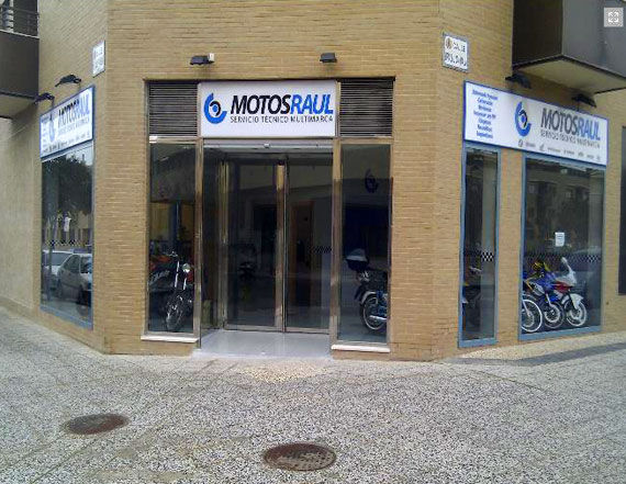 Foto 5 de Motos en Zaragoza | Motos Raúl