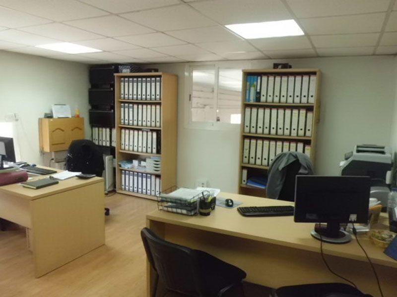 Oficinas de Talleres Sanz Poncela
