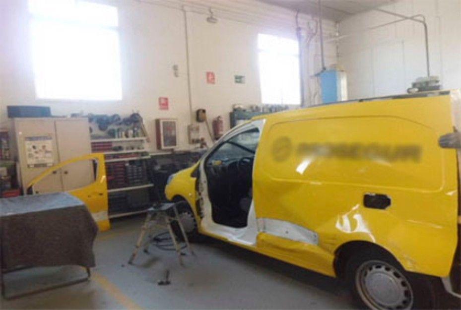 Reparación de vehículos en Fuenlabrada
