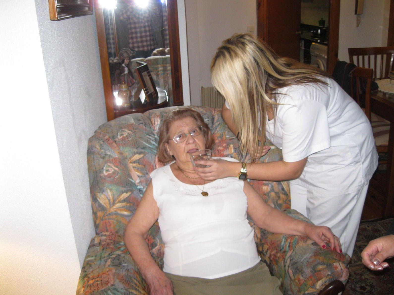 Cuidado de ancianos en Santander