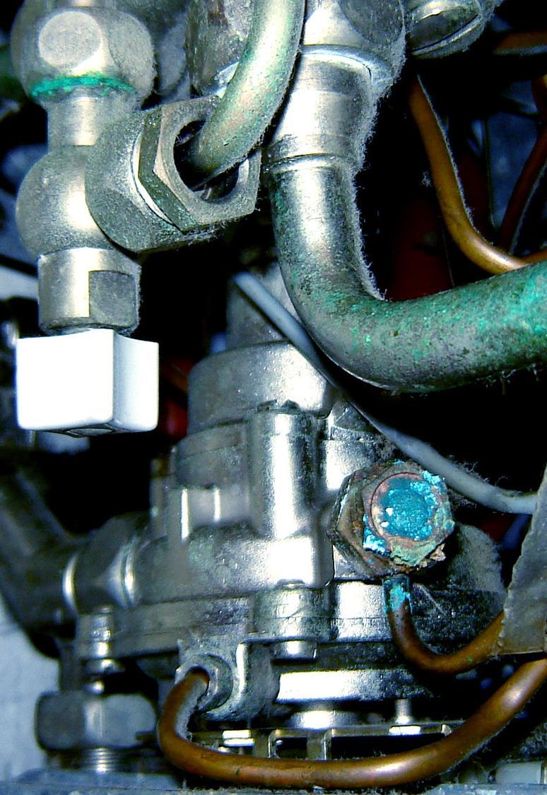 Reparación de calderas y calentadores de gas
