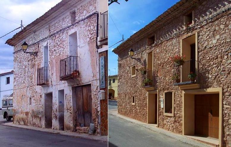 reformas y fachadas