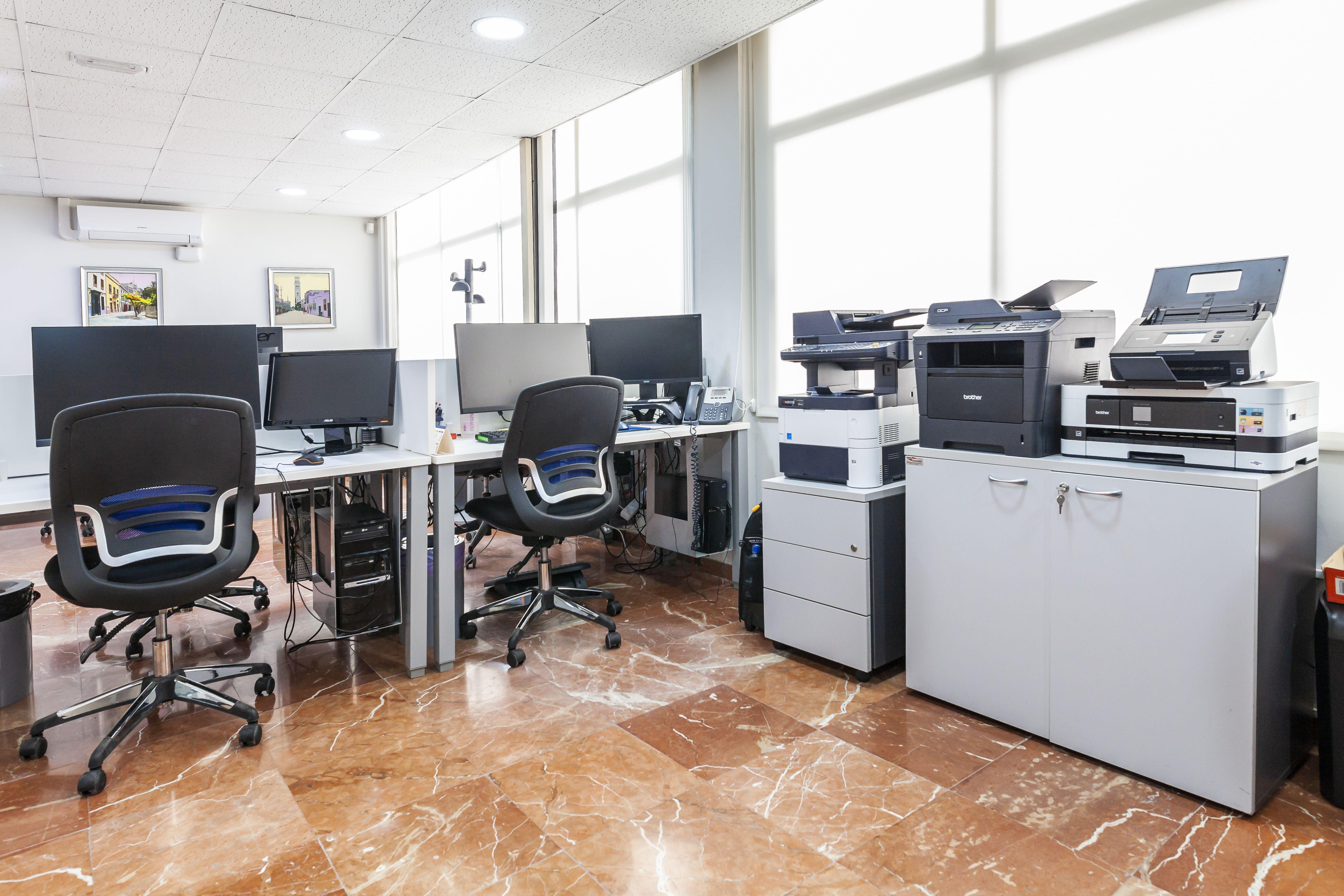 Estructura especializada jurídica en Canaria