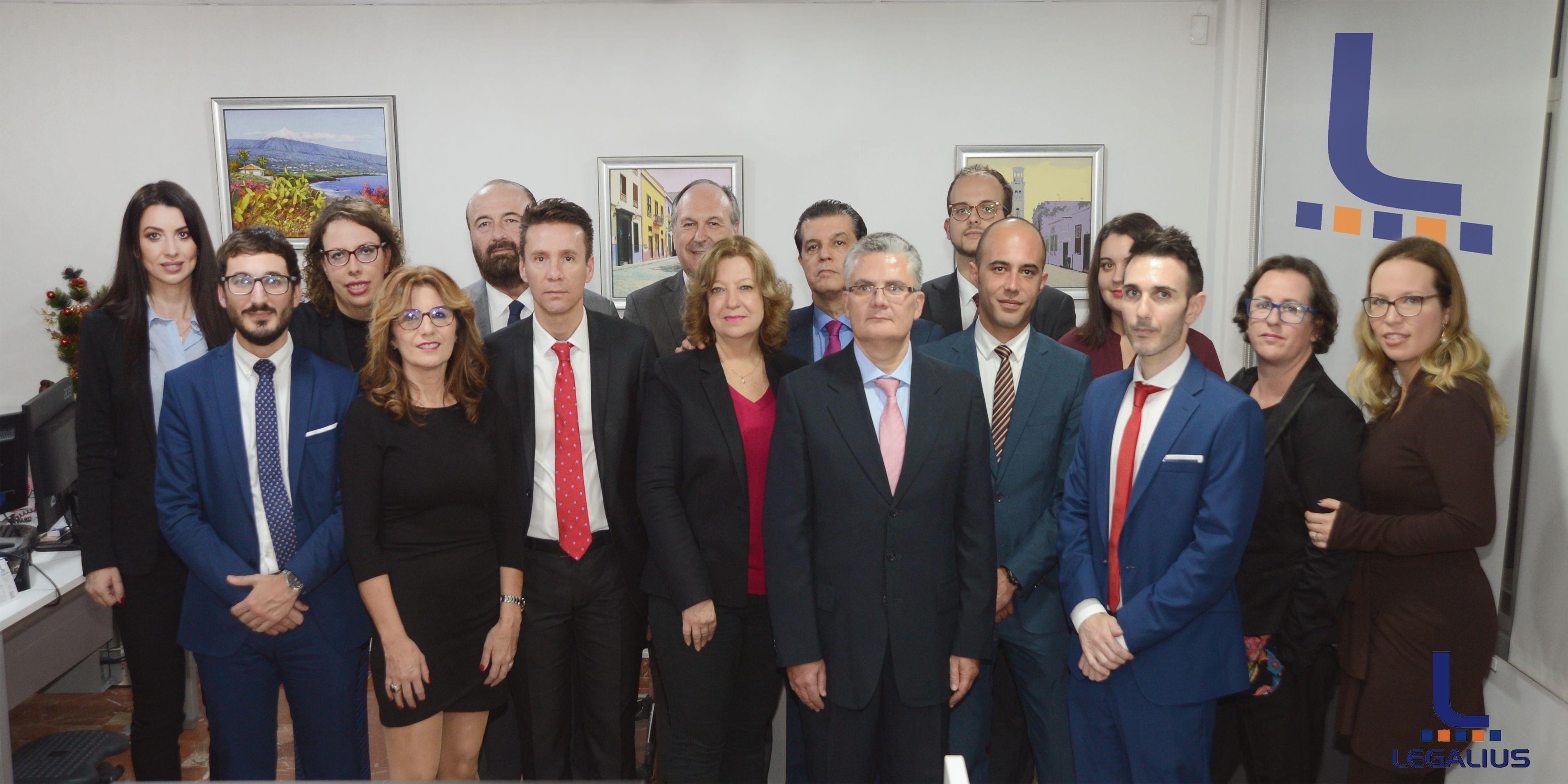 Servicios de abogados Tenerife