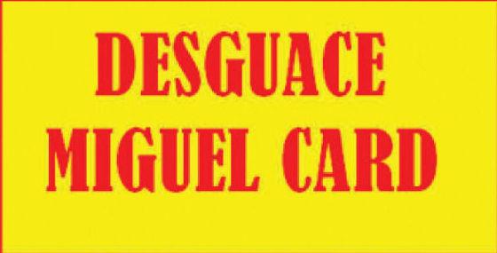 Foto 6 de Desguaces y chatarras en Plasencia | Desguace Miguel Card