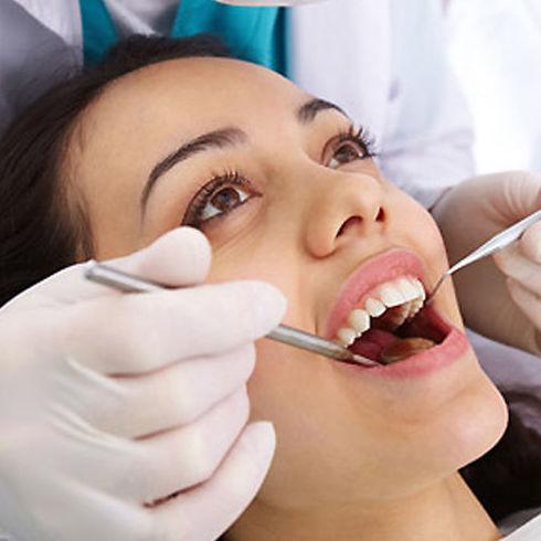 Odontología General : Servicios  de María Pilar Arranz Algueró