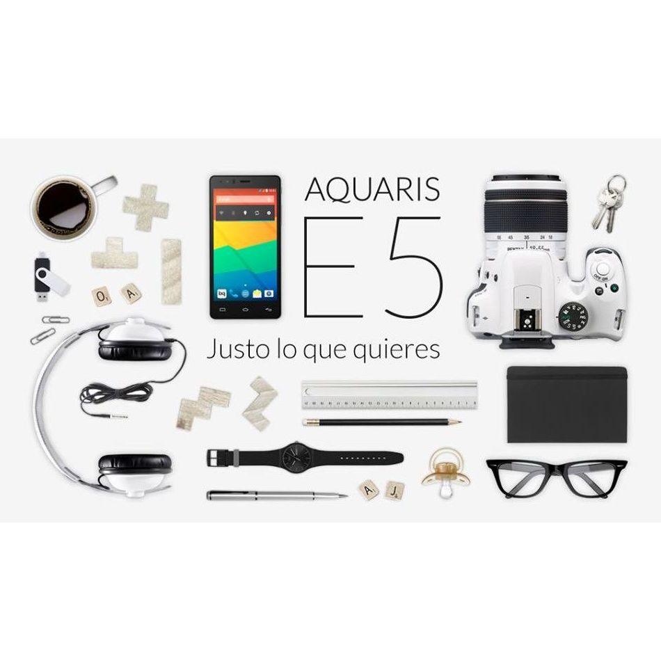 Aquarius E5: Productos y servicios de Easysat Comunicaciones