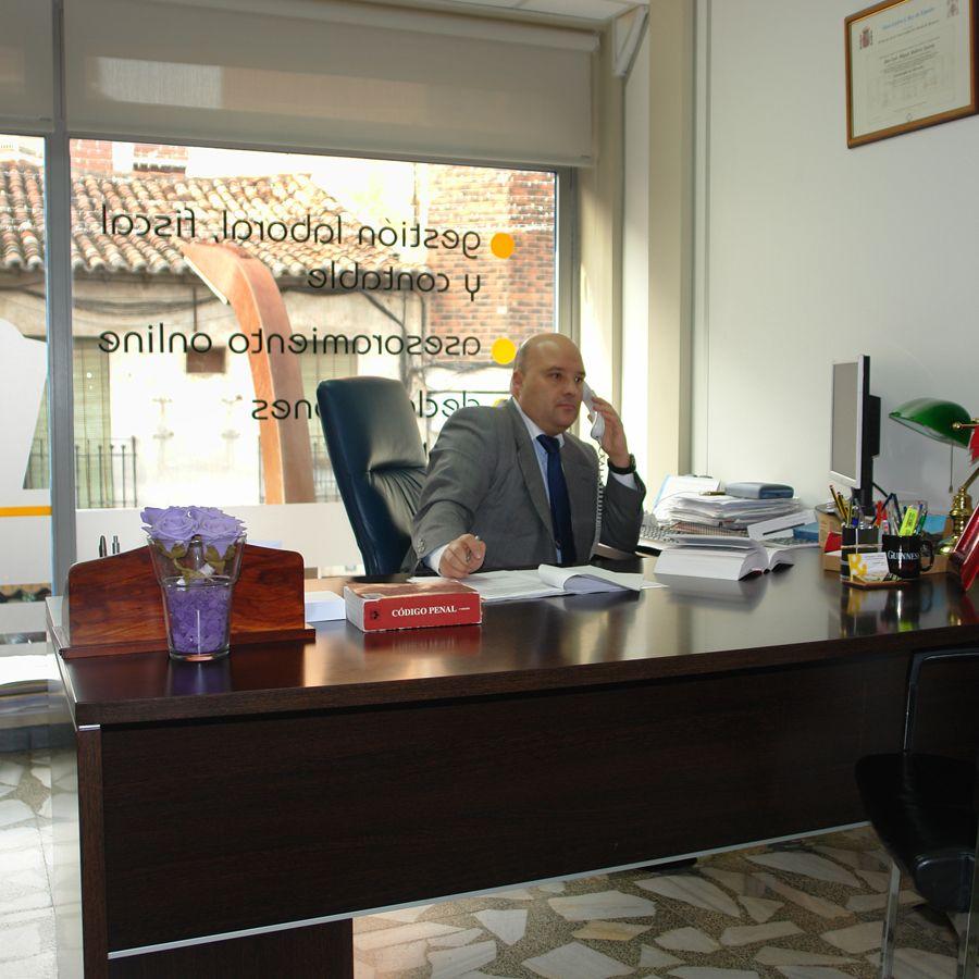 Administración de fincas Torrejón de Ardoz