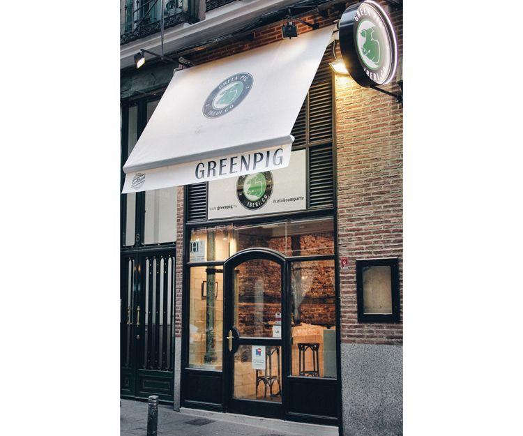 Green Pig, Madrid centro