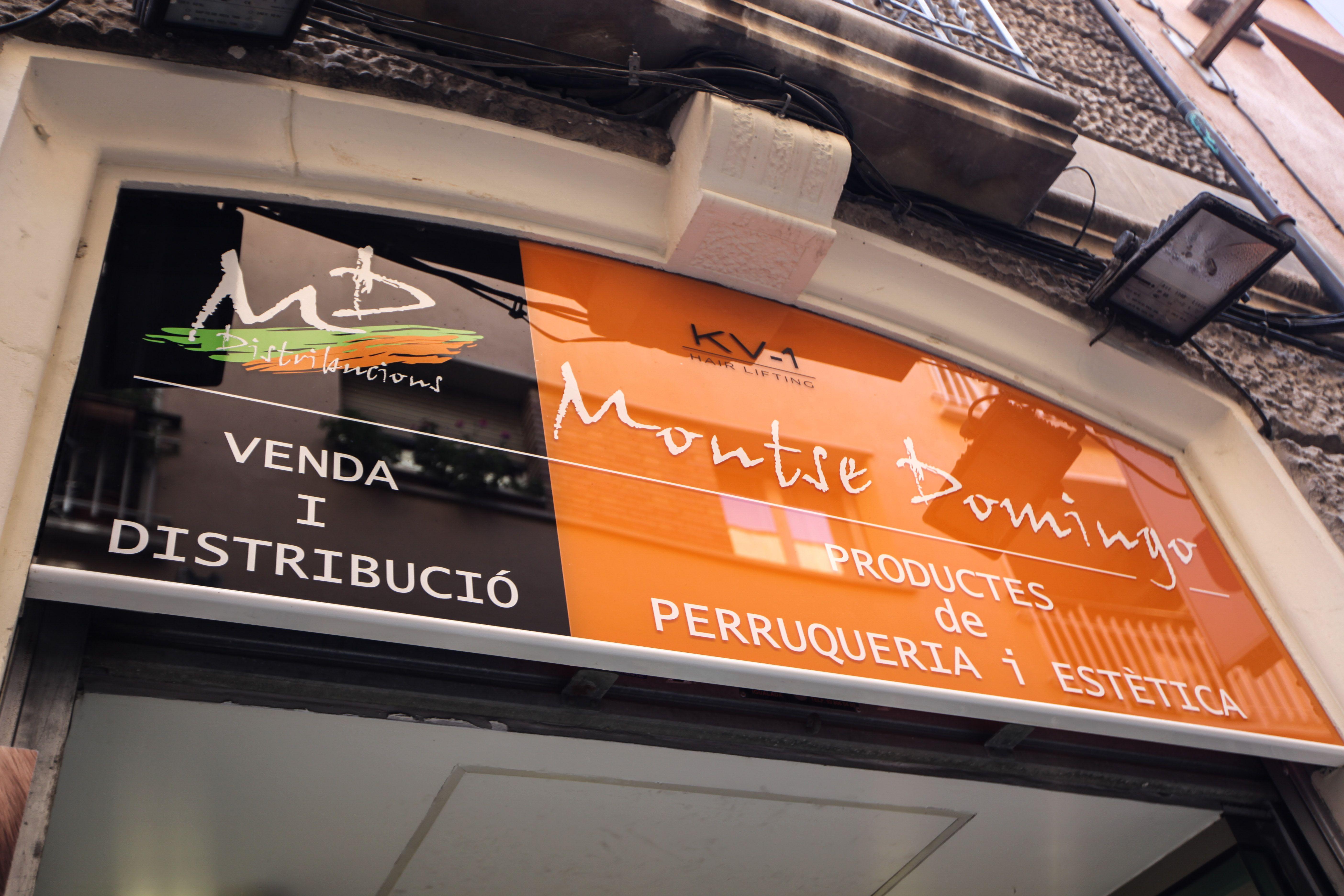 Foto 10 de Peluquería y estética (distribución) en Vilafranca del Penedès | Montse Domingo Distribucions