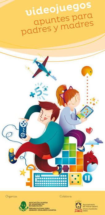 Videojuegos: Apuntes para padres y madres: INFORMACIÓN de Asoc. Alavesa de Jugadores en Rehabilitación