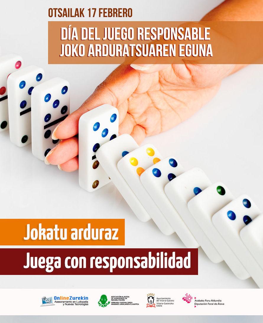 JUEGO RESPONSABLE VITORIA