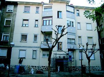 Rehabilitación de fachadas en Barakaldo