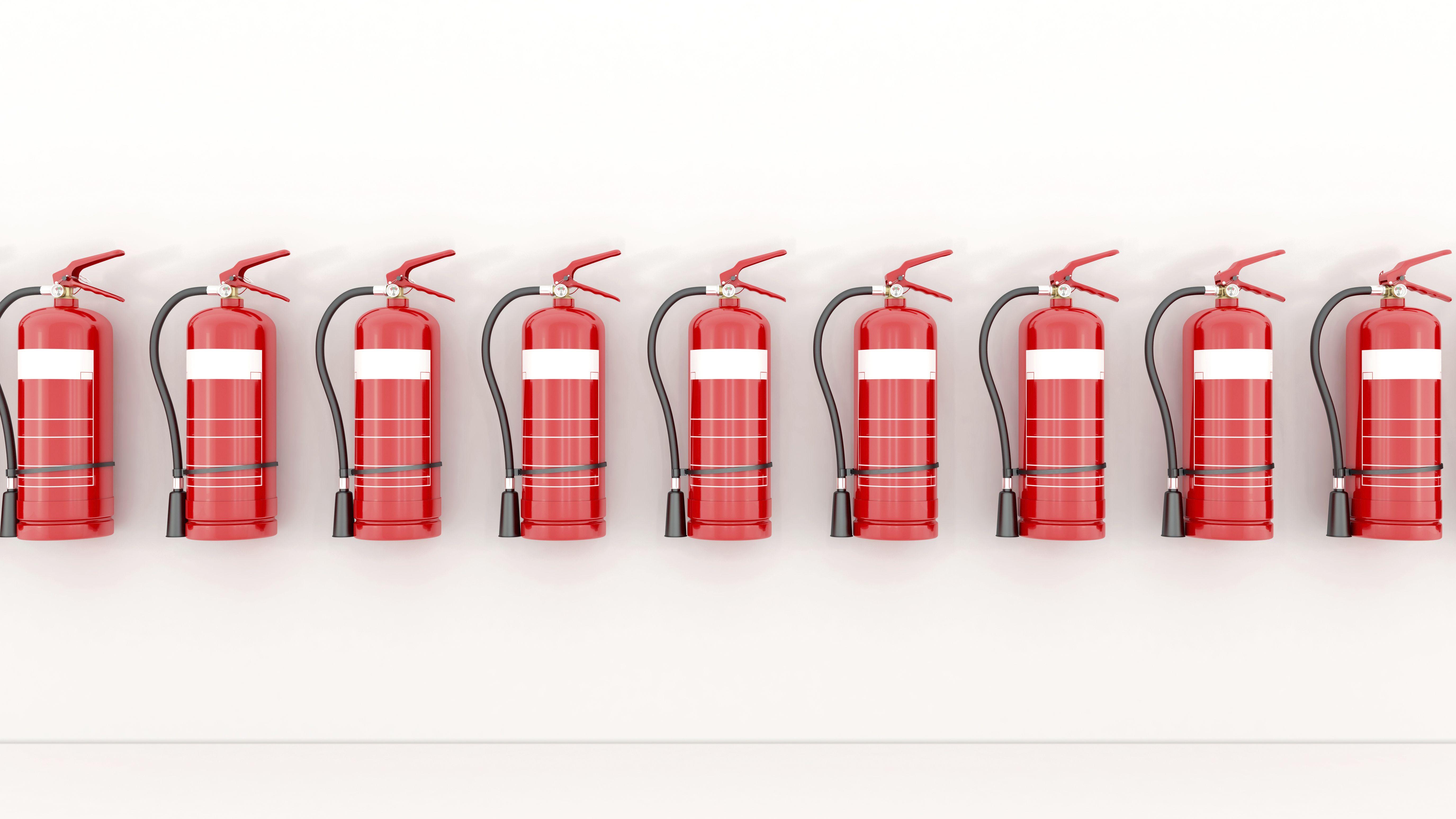 Sistema de protección contra incendios en Tenerife