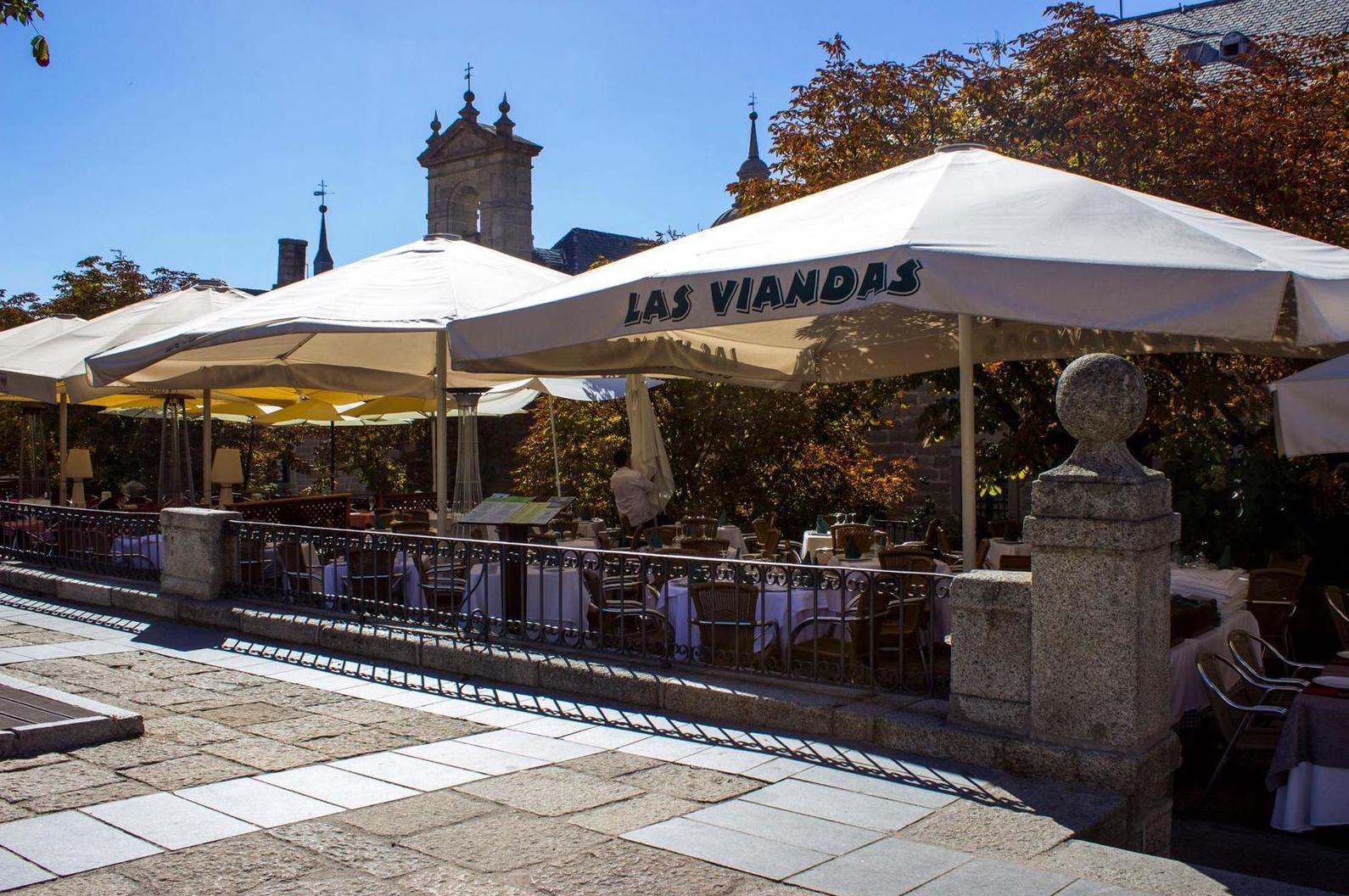 Foto 1 de Cocina creativa y de mercado en San Lorenzo de El Escorial | Las Viandas