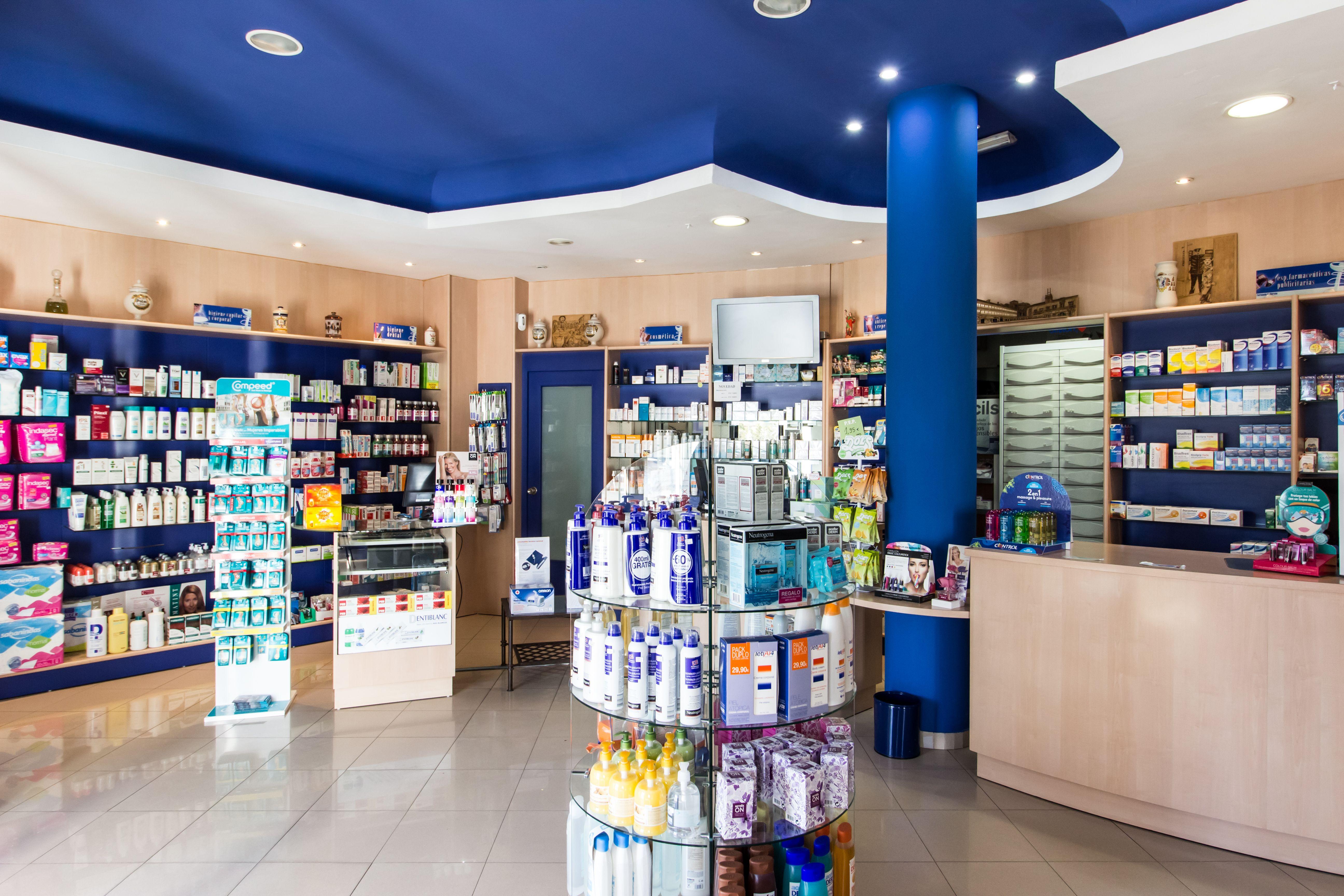 Foto 2 de Farmacia en Ciudad Real en Almagro | Farmacia Carmen Hervás Laguna
