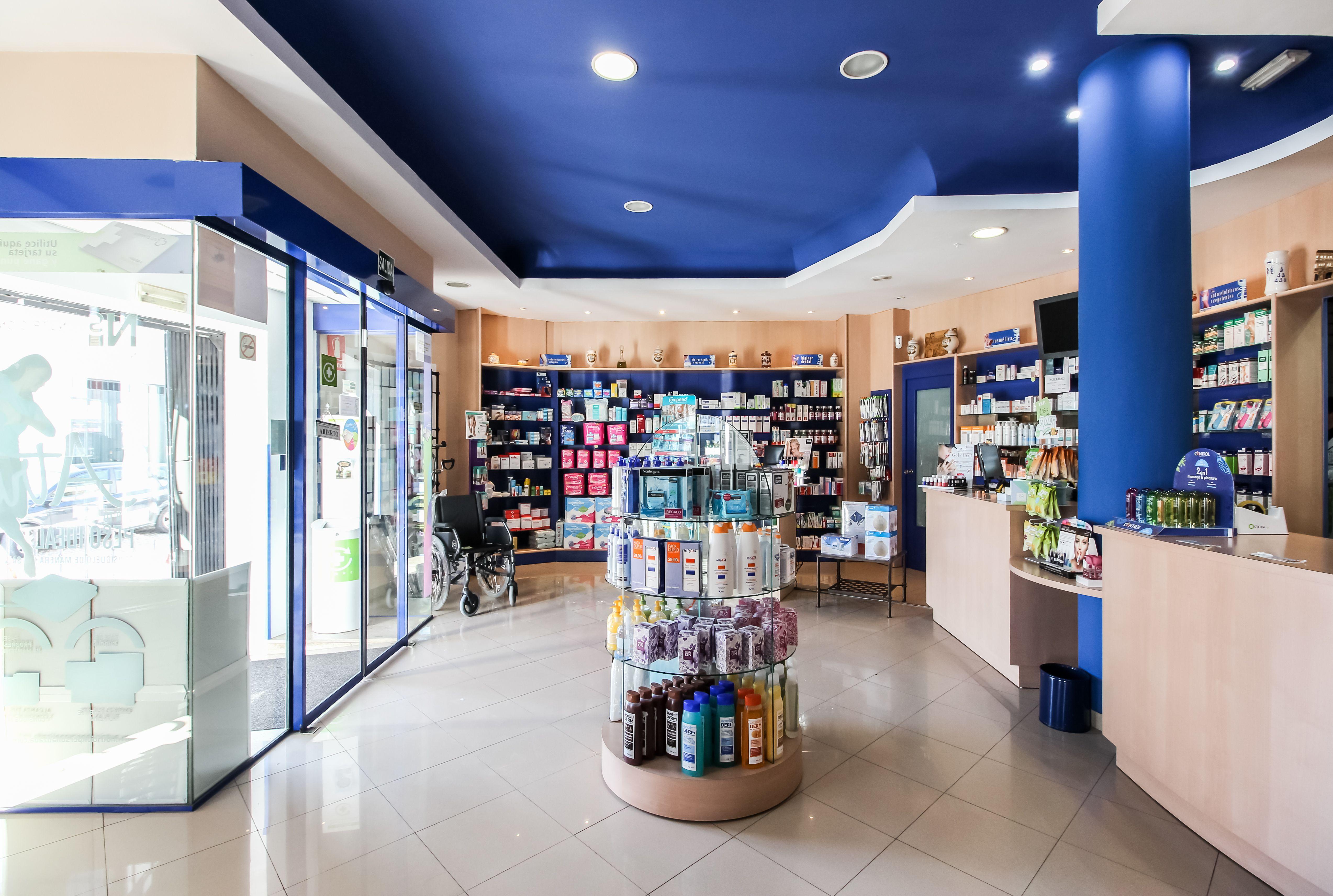 Foto 3 de Farmacia en Ciudad Real en Almagro | Farmacia Carmen Hervás Laguna