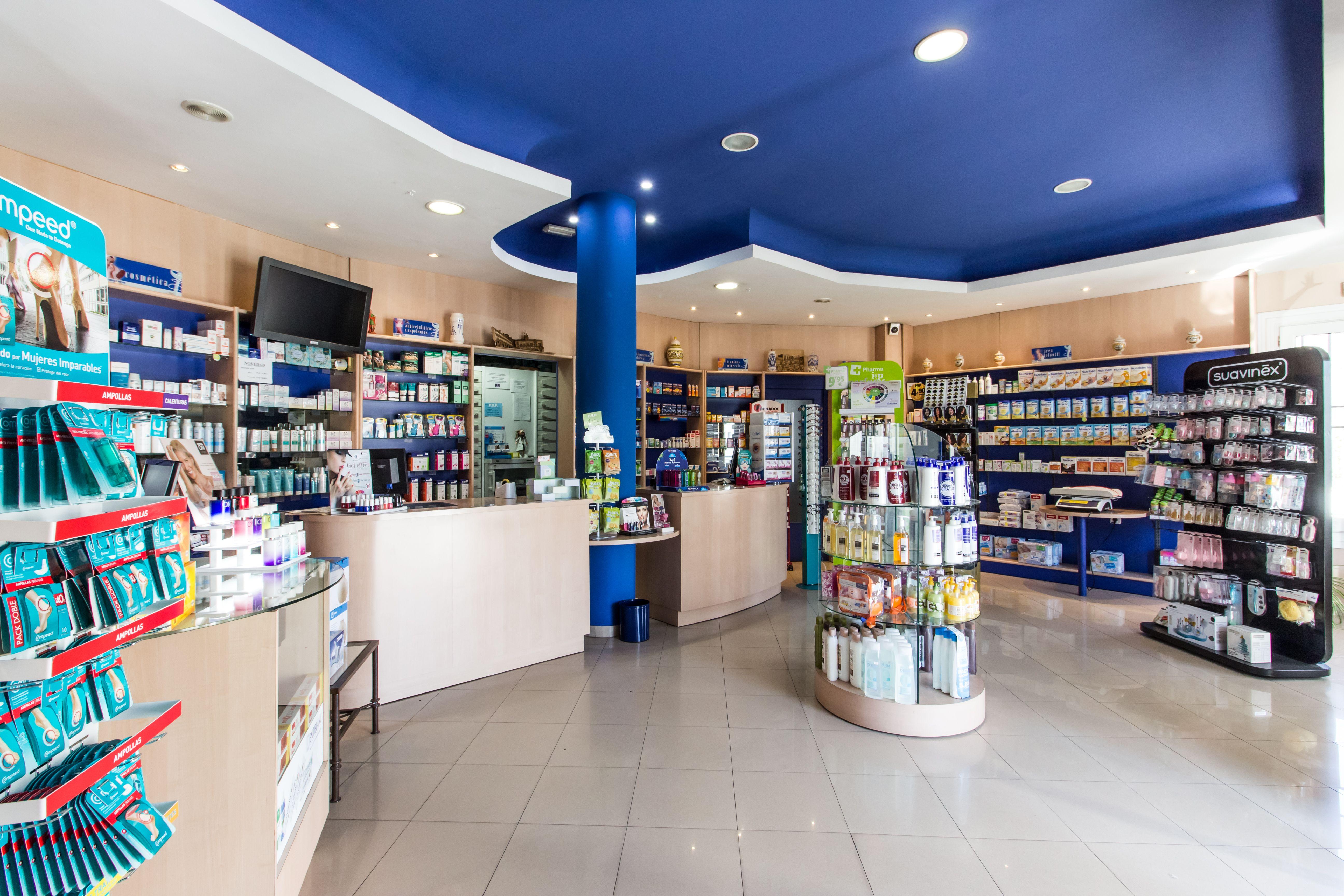 Foto 4 de Farmacia en Ciudad Real en Almagro | Farmacia Carmen Hervás Laguna