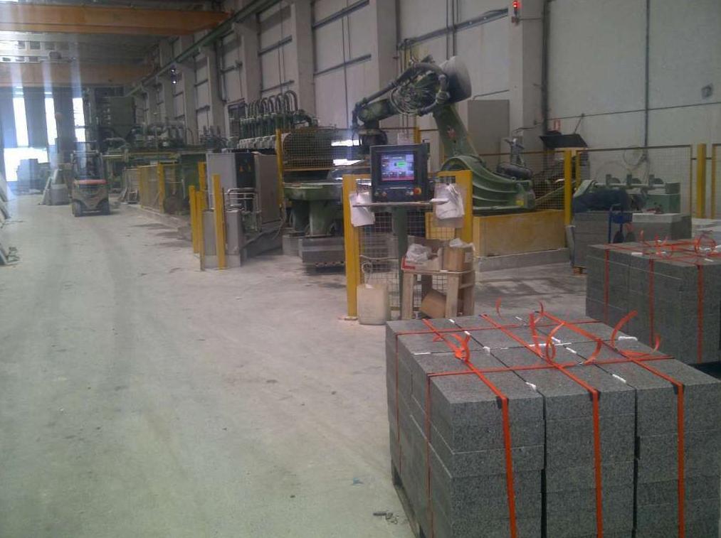 Fábrica de granitos