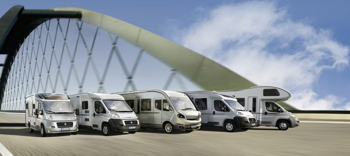 Venta de caravanas y autocaravanas en Guipúzcoa