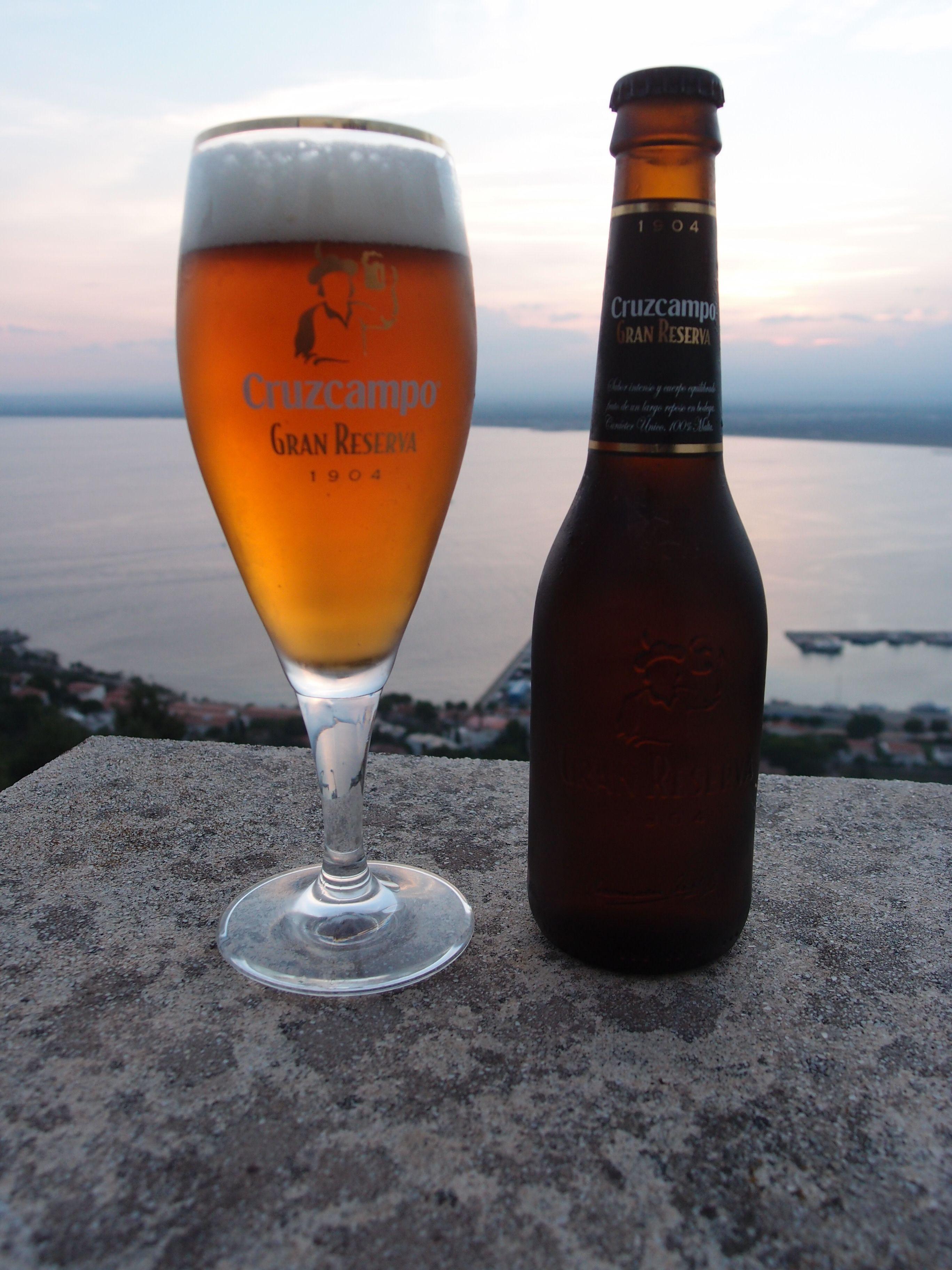 Cruzcampo Gran Reserva: En nuestro local de Cervecería Ca'Melán
