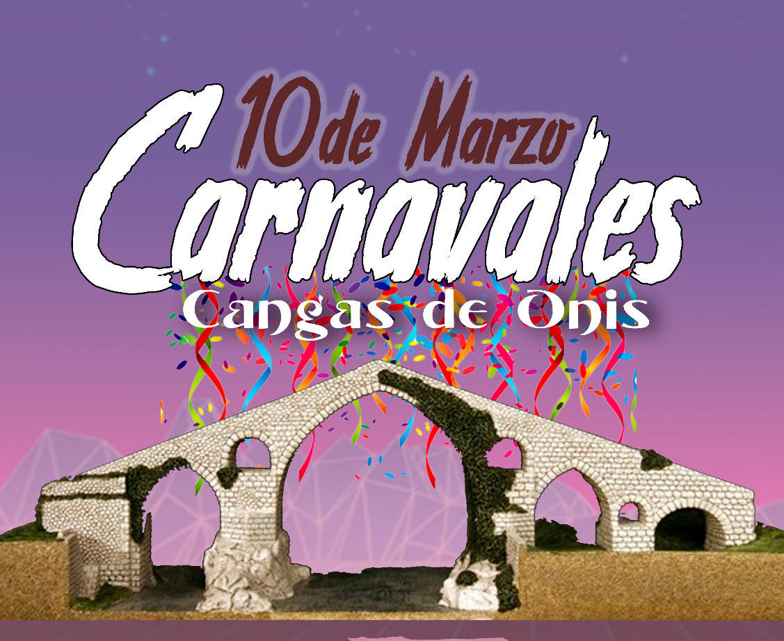 10 de marzo: Carnavales en Cangas de Onís
