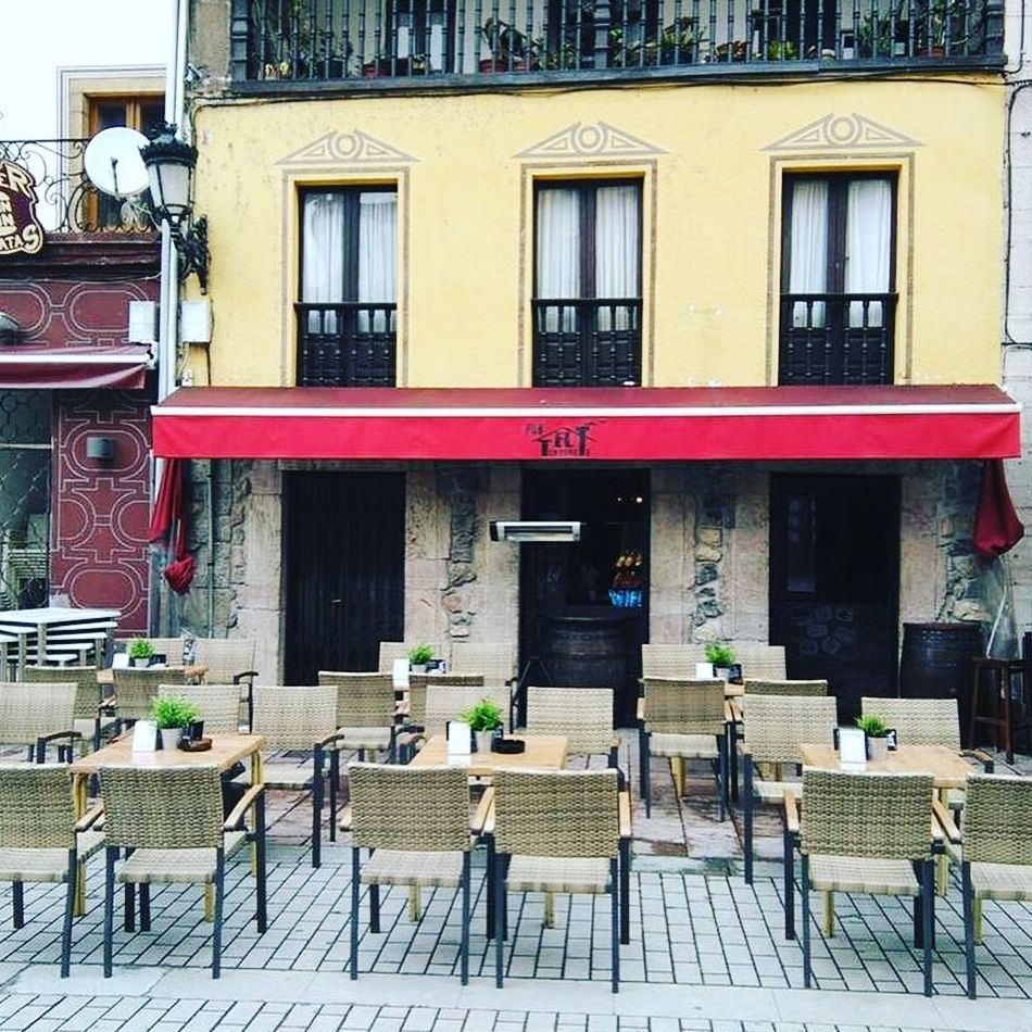 Pub Tenderete Cangas de Onís Asturias
