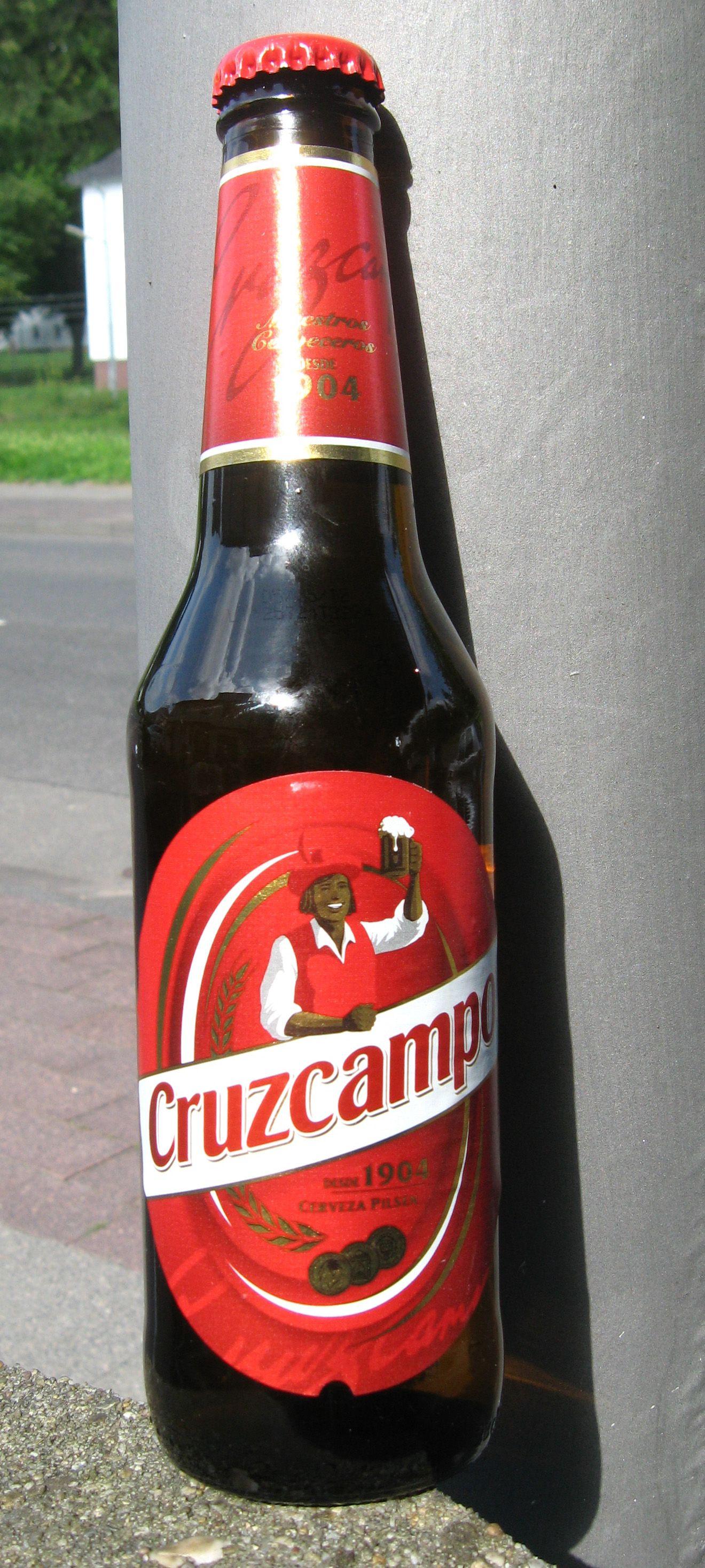 Cruzcampo: En nuestro local de Cervecería Ca'Melán