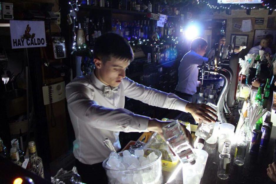 Bar de copas en Cangas de Onís