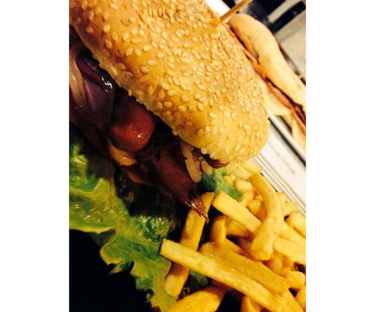 La mejor hamburguesa de Cangas de Onís
