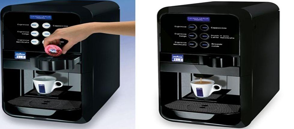 Máquinas de café en cápsulas para negocios y oficinas en Madrid sur