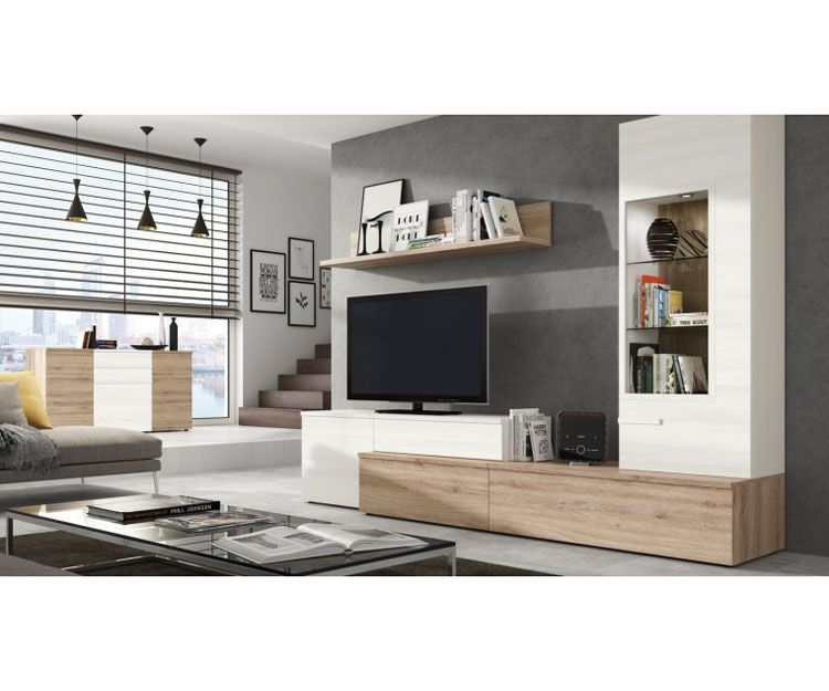 Muebles modernos de salón en Usera, Madrid