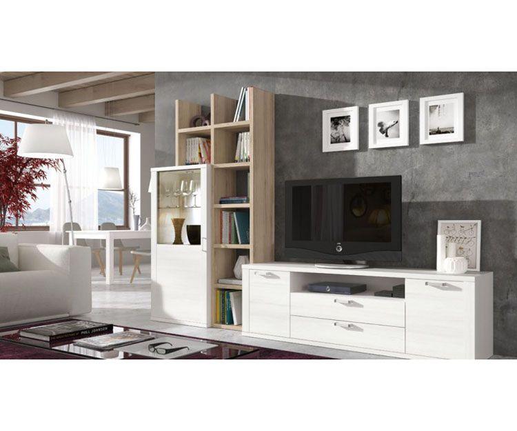 Mueble moderno en Usera, Madrid