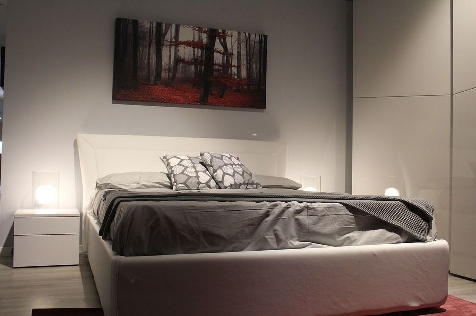 Oferta en canapé de cama de matrimonio