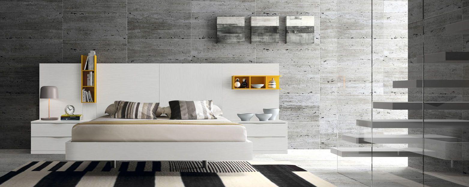 Dormitorios modernos en Usera, Madrid