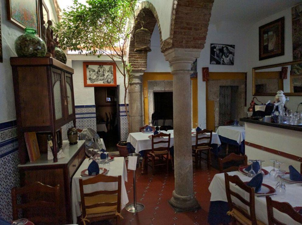 Casa de comidas en Mérida