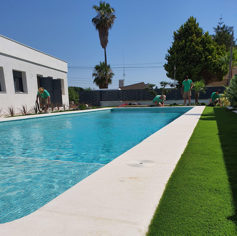 Foto 3 de Diseño y mantenimiento de piscinas en    Project Pool Piscinas
