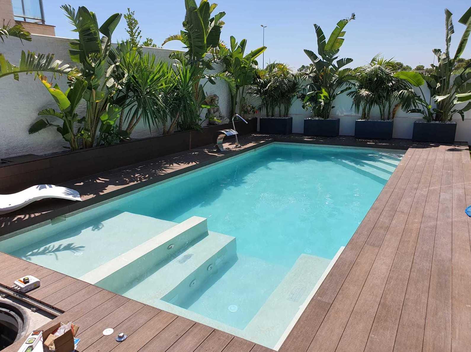 Foto 1 de Diseño y mantenimiento de piscinas en  | Project Pool Piscinas