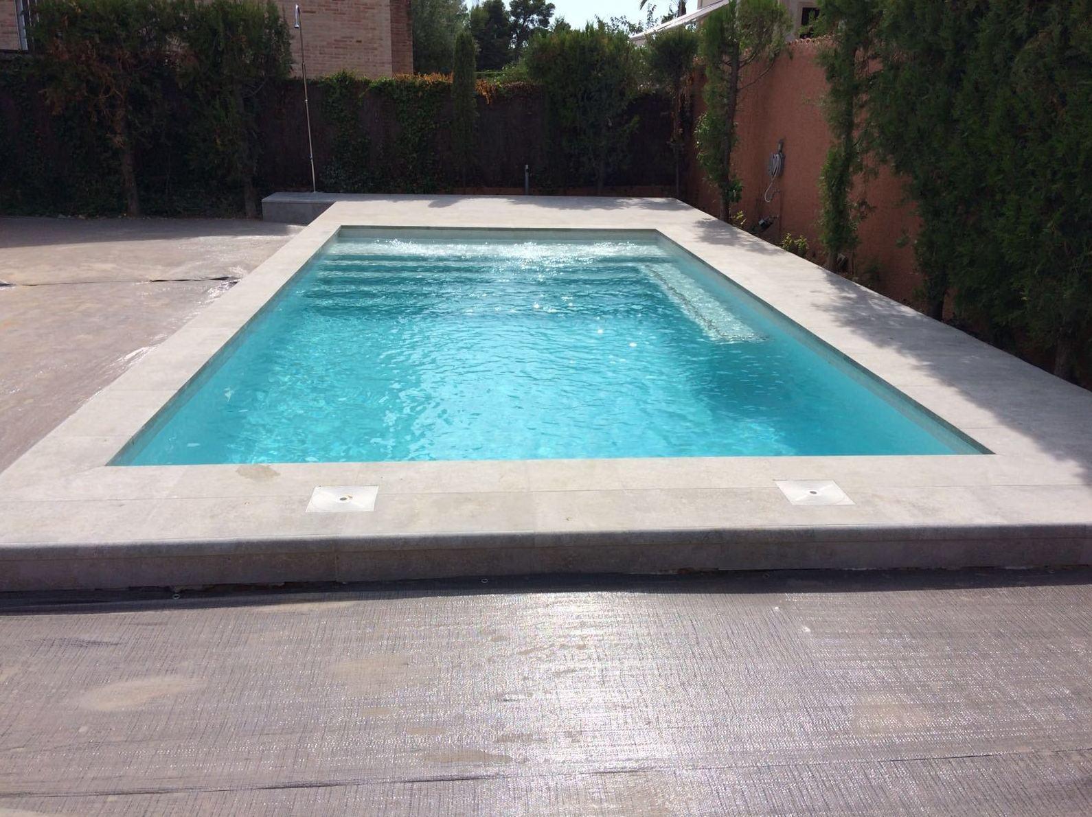 Instalación de piscinas en Valencia