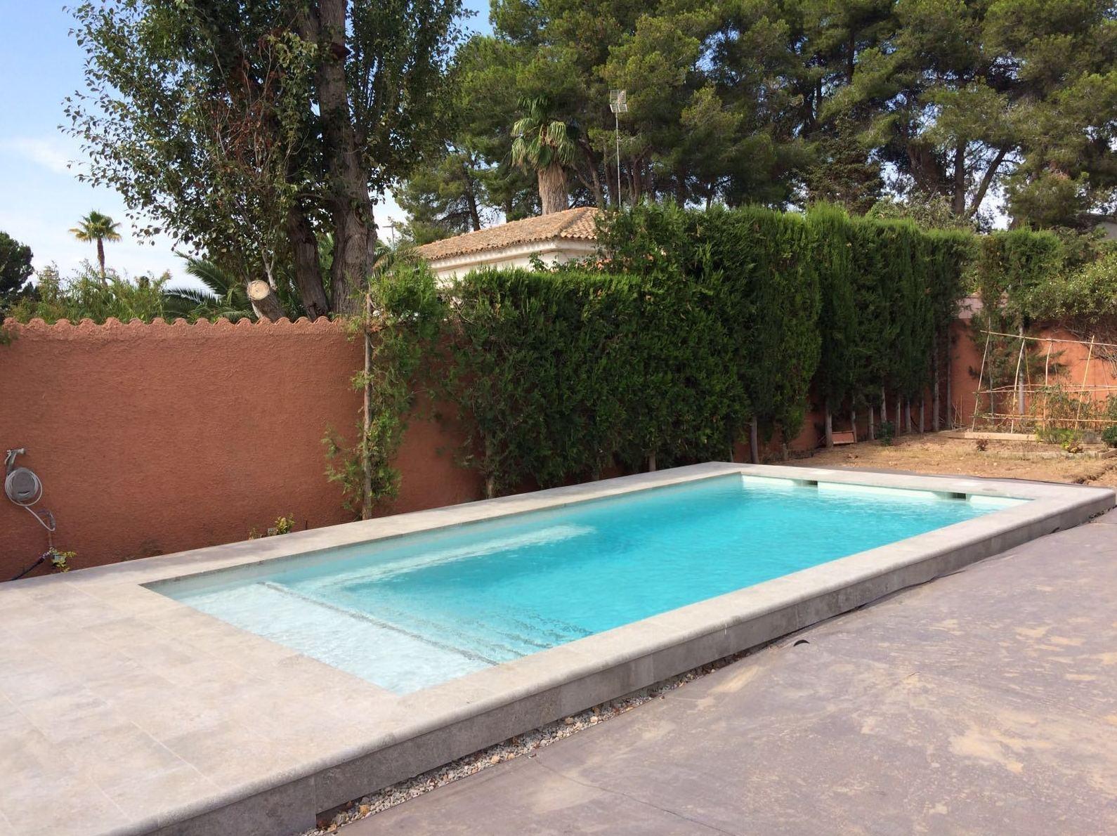 Mantenimiento de piscinas en Valencia